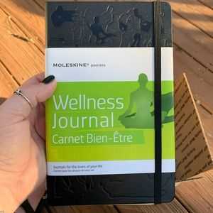 Moleskin Passions Wellness Journal